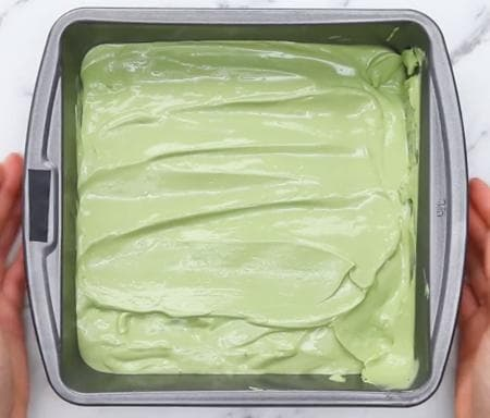замразено цедено мляко с мед и зелен чай