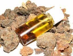 Етерично масло от Смирна