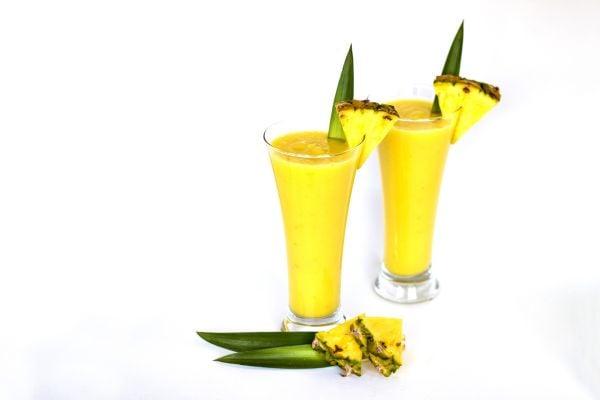 Отслабване с ананас