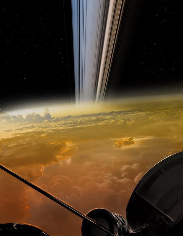 Пръстените на Сатурн