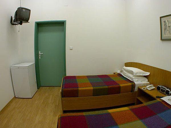 снимка на легловата база на болницата