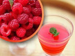 Сок от малини