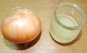 Сок от лук