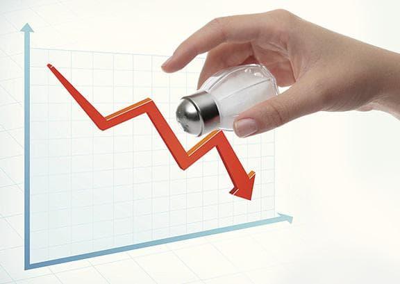 Намаляване на приема на сол