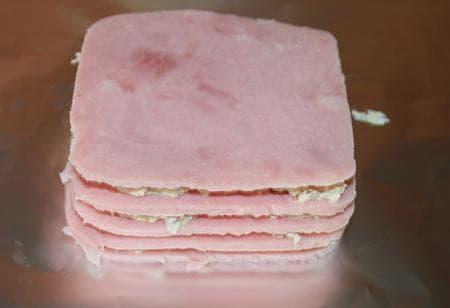 солена шункова торта