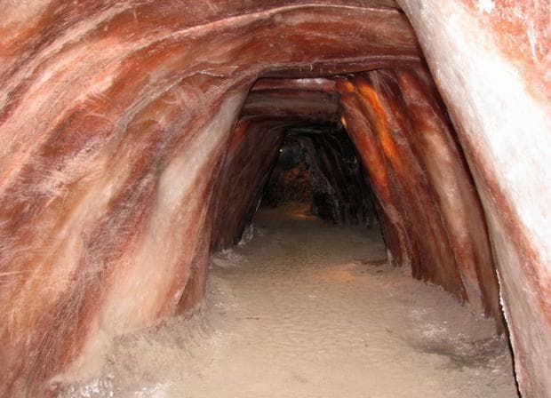Солна мина в Khewra, Pakistan