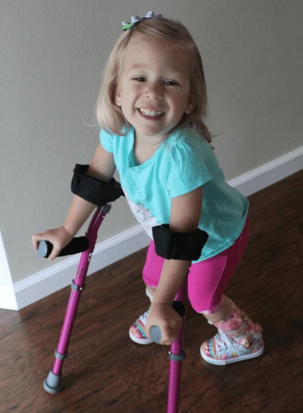 Анализ на походката при spina bifida
