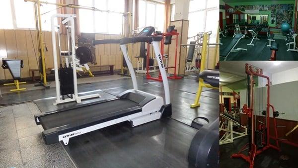 Спортен клуб за фитнес и културизъм Аполон - Харманли
