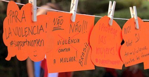 Международен ден за борба срещу насилието над жени