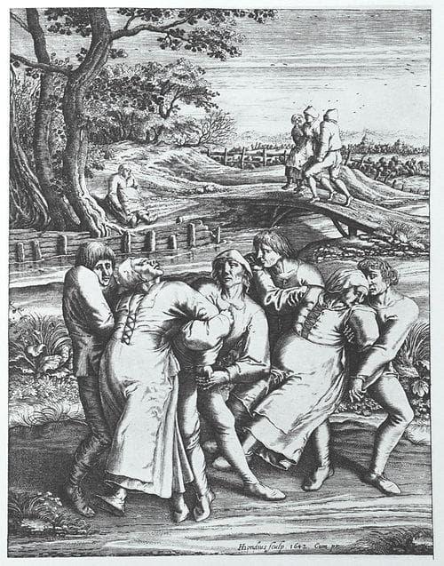 Танцувална чума