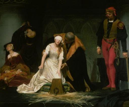 Екзекуция на Ан Болейн