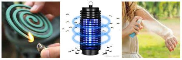 Средства за отблъскване на комарите