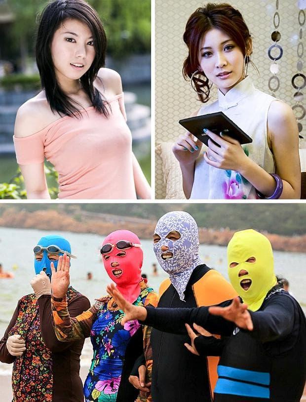 Бяла кожа в Тайланд