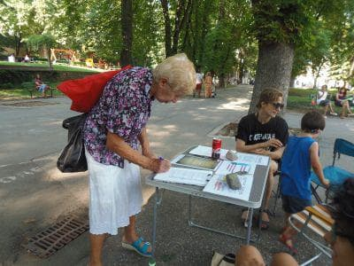 Старозагорци подкрепят майките на деца с увреждания