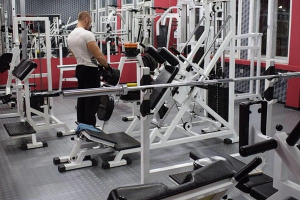 Фитнес зала Statev Gym, гр. Бургас