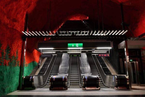 метро Стокхолм