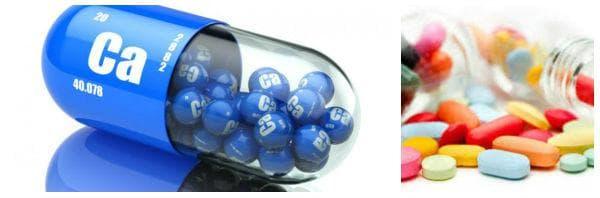 Странични ефекти и нежелани взаимодействия при прием на калциеви добавки