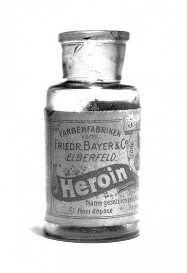 Сироп за кашлица с хероин