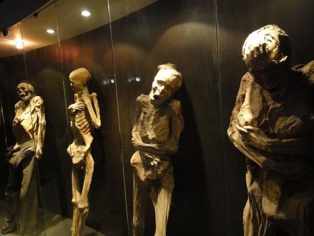 Мумуите от Гуанахуато