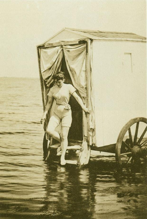 машина за къпане