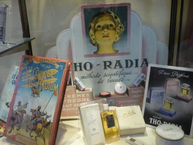 радиоактивни продукти