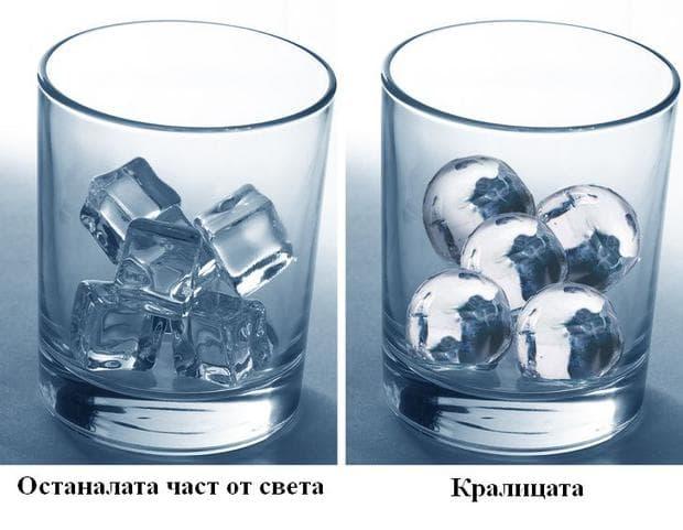 ледени кубчета