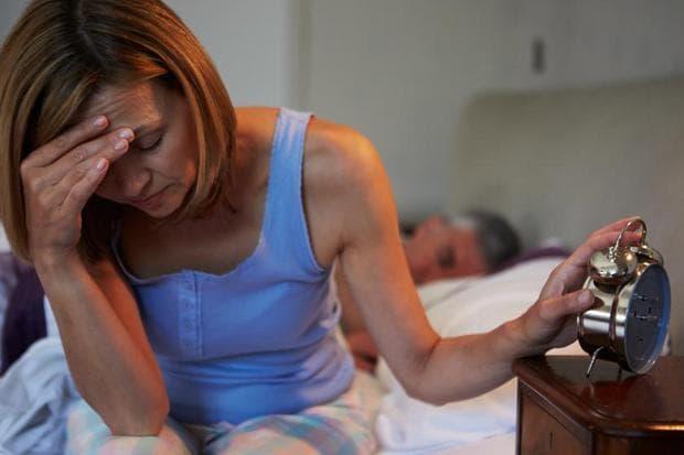 Безсъние и стрес