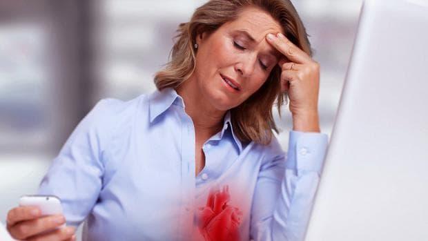Влияние на стреса върху сърцето