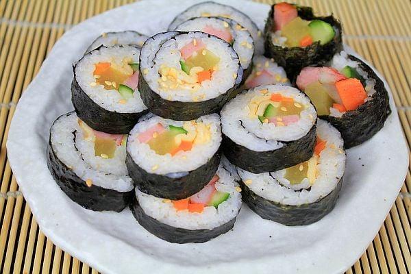 суши кимбап