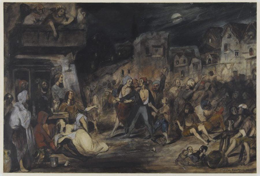 Съдът на чудесата на Селестин Нантюел
