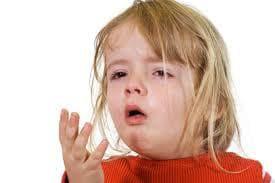 суха кашлица при деца