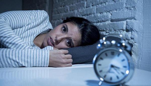 Стрес и недоспиване