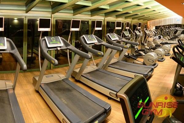 Фитнес зала Sunrise Gym, гр. Варна