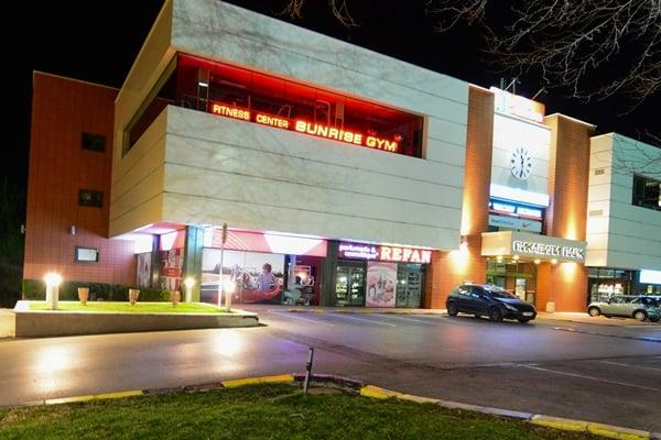 Фитнес център Sunrise Gym, гр. Варна