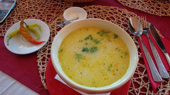 Супа и чушки