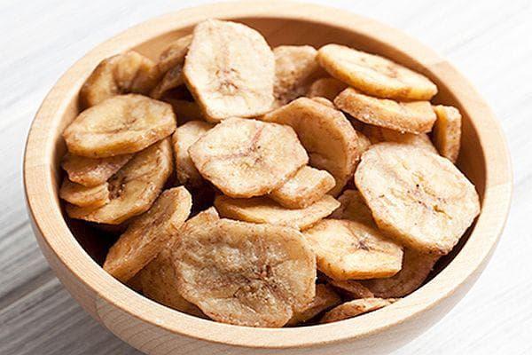 Сушени банани (бананов чипс)