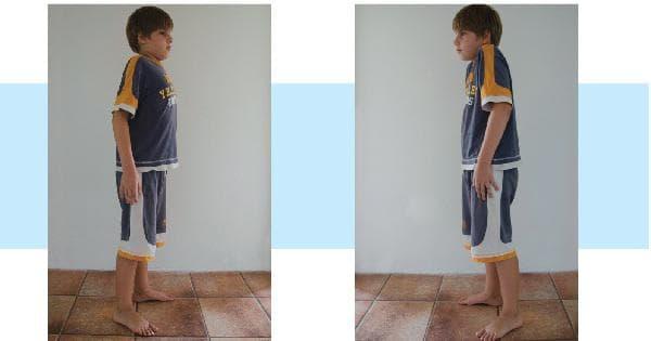 сутрешна гимнастика за деца - кръгчета с рамене