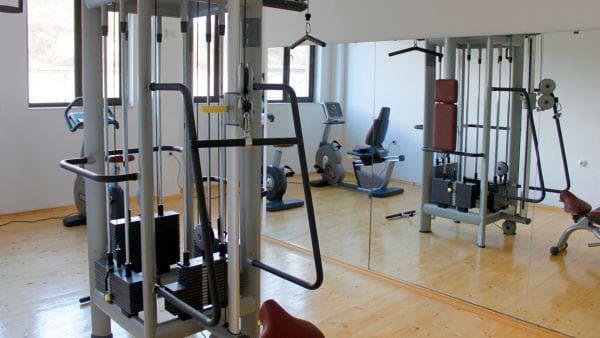 фитнес зала