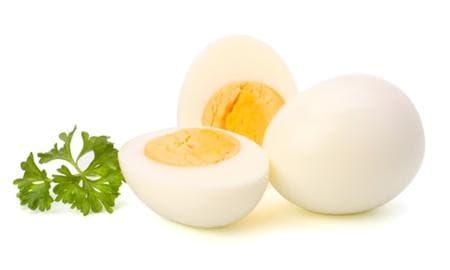 варени яйца