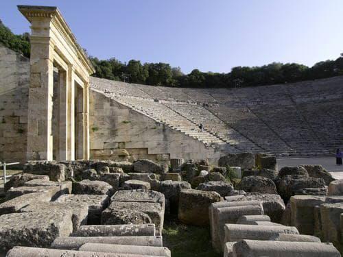 Светилището на Асклепий в Епидавър
