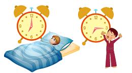 сън и бодърстване