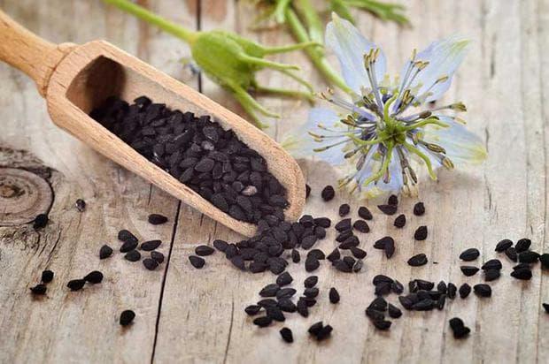 Свойствата на черния кимион се дължат на няколко активни вещества