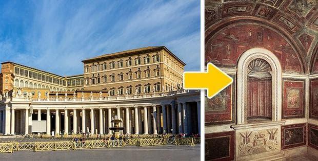 банята на Кардинала