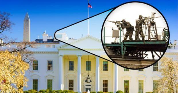 тайна служба в Белия дом