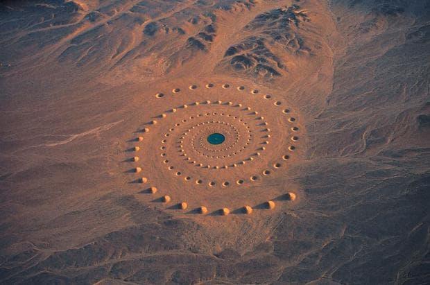 Дъхът на пустинята