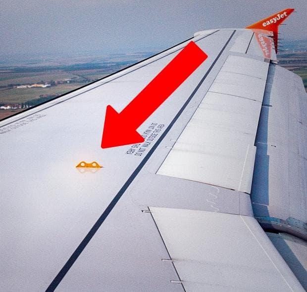 Крило на самолет
