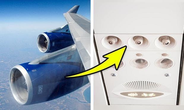 Климатична инсталация в самолета