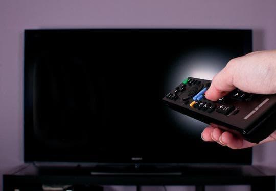 изключване на телевизор