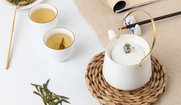 Приготвяне на жълт чай
