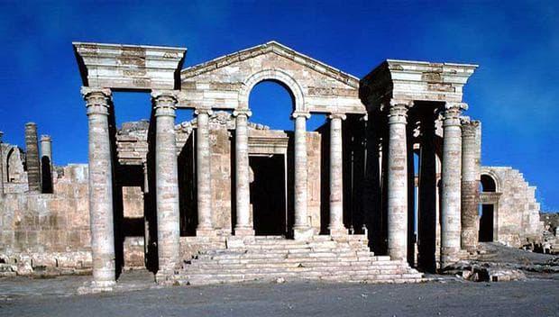 Храм на Шамаш